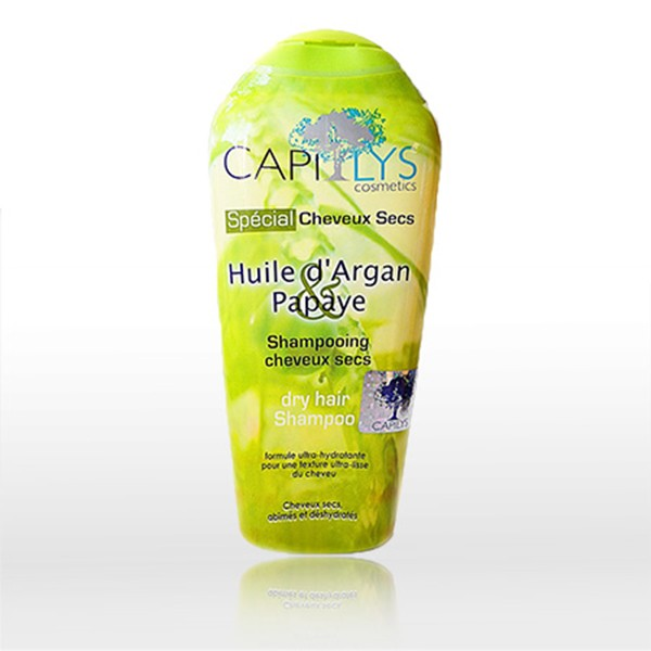 Arganöl Shampoo für trockene Haare