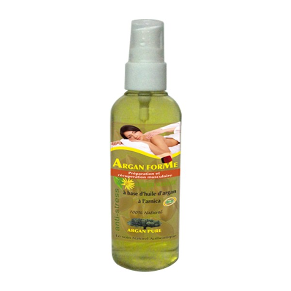 Massageöl mit Arganöl & Arnika