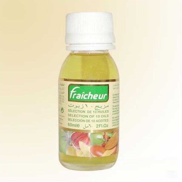 Arganöl & 9 natürliche Öle Plantil