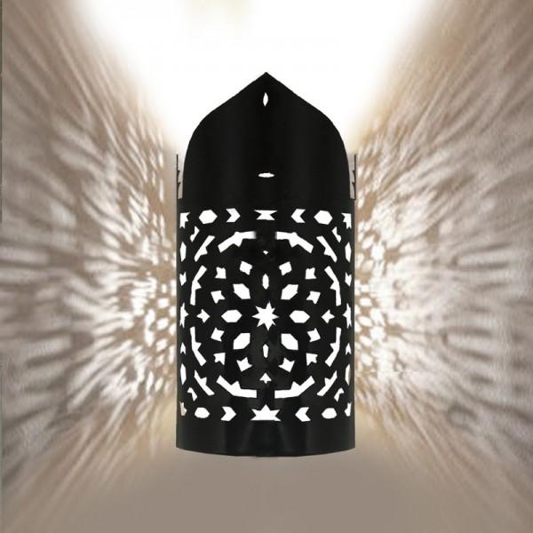 Orientalische Wandlampe Metall Hayet