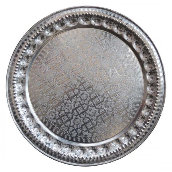 Orientalisches Teetablett Noha 60 cm