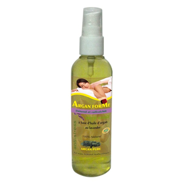Massageöl mit Arganöl & Lavendel
