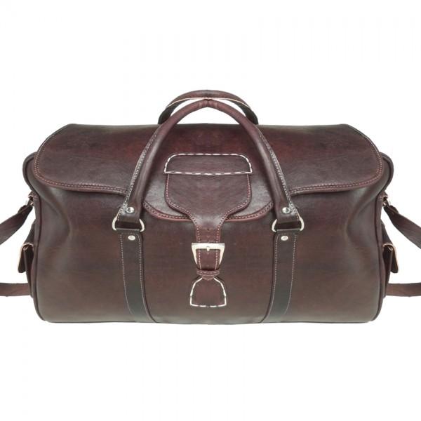 Ledertasche / Reisetasche aus Marokko