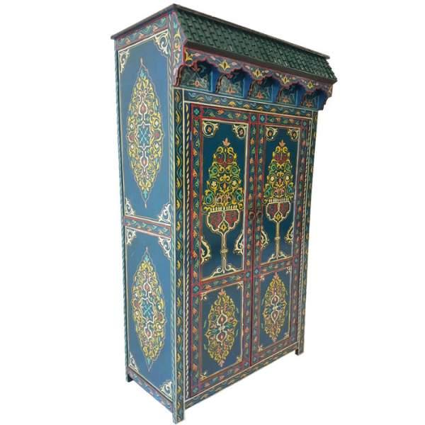 Orientalischer Schrank Zitona Grün