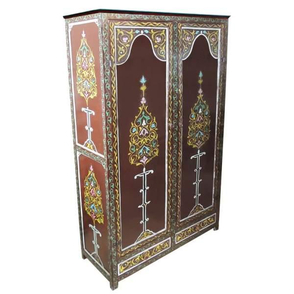 Orientalischer Kleiderschrank Nohayla