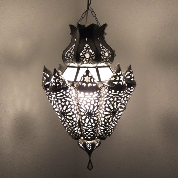 Marokkanische Deckenlampe Lina