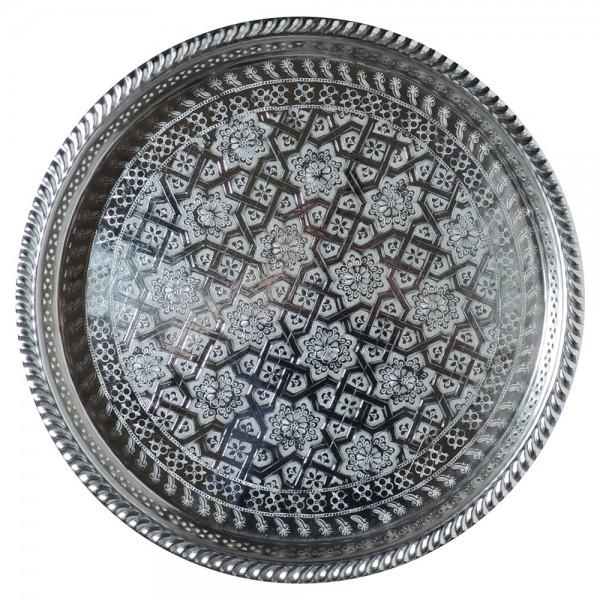 Marokkanisches Teetablett Fasi 41 cm