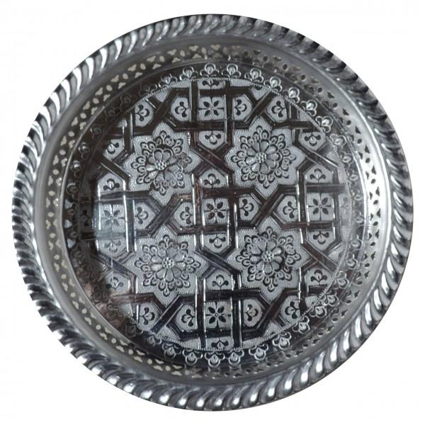 Marokkanisches Teetablett Fasi 22 cm