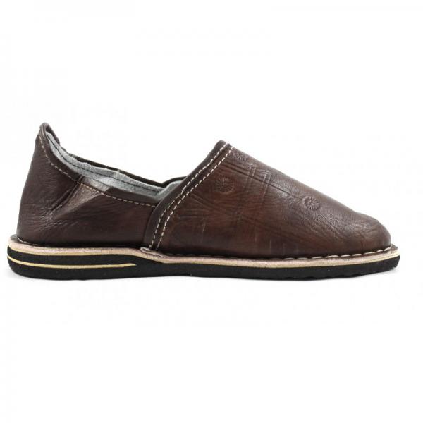Orientalische Schuhe Braun