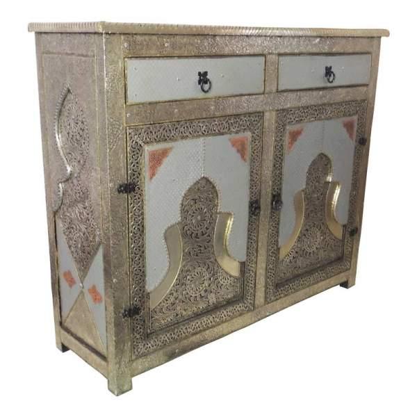 Sideboard orientalisch Faris Handarbeit
