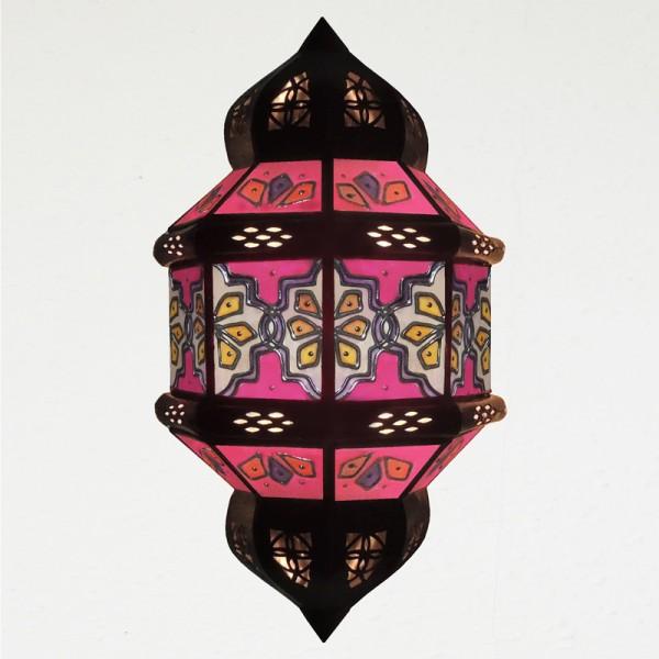 Orient Wandlampe Zawak Handbemalt