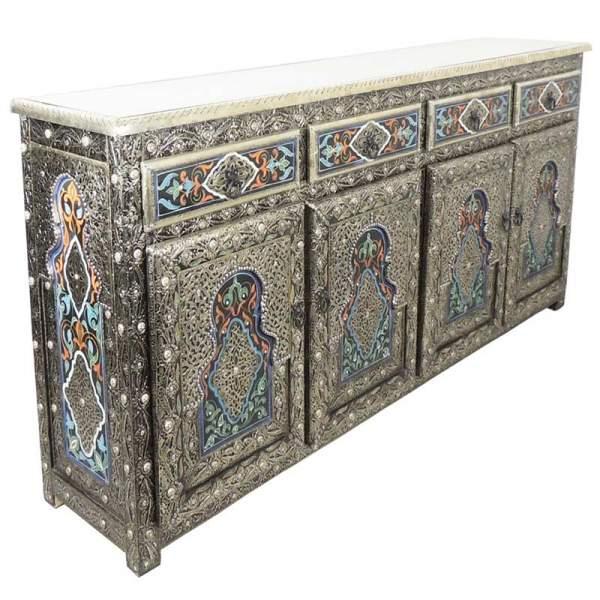 Orientalische Kommode Alwan