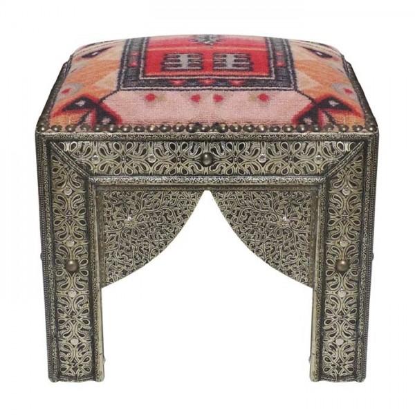 Orientalischer Sitzhocker Dalya