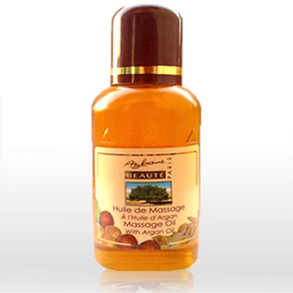 Arganöl für Massage und Haarpflege