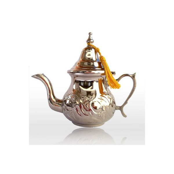 Marokkanische Teekanne Warda 0,45 L