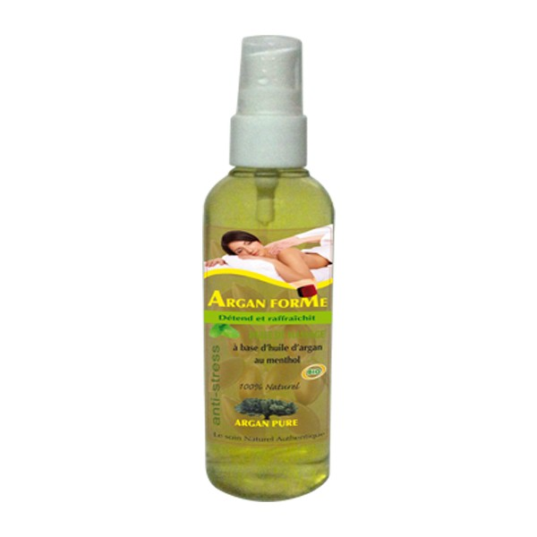 Massageöl mit Arganöl & Menthol
