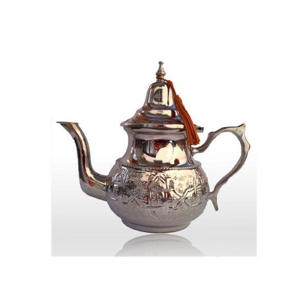 Teekanne aus Marokko Fasi 1,1 L