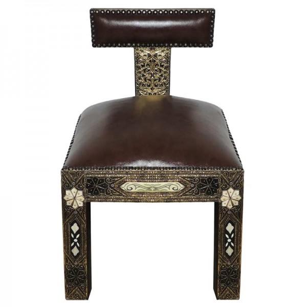 Orientalischer Stuhl / Hocker