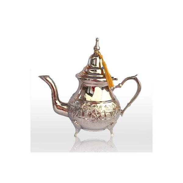 Marokkanische Teekanne Fasi 0,75 L