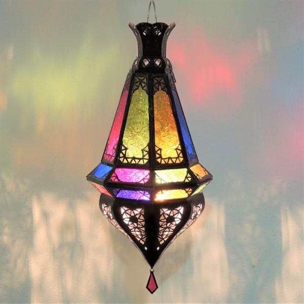 Orientalische Deckenlampe Amal Bunt