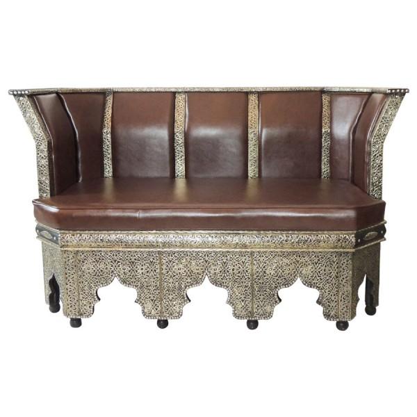 Orientalisches Sofa Amir Braun